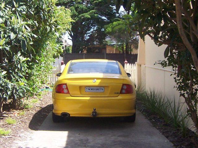 Luke parking